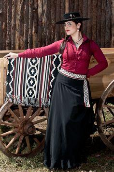 Diário da Foto » moda Estilo Cowgirl, Little Diva, Rio Grande Do Sul, Love Fashion, Womens Fashion, Western Dresses, Equestrian Style, Country Girls, Indian Beauty