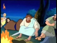 Grandes Héroes y Leyendas de la Biblia - La Historia de Moisés - YouTube