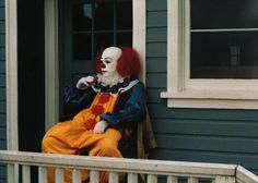 Unexpected and Hilarious Behind-the-Scenes Horror Film Photos-pennywise Dark Beauty, Top Photos, Funny Memes, Hilarious, Funny Captions, Funny Quotes, Movie Memes, Movie Quotes, The Rocky Horror Picture Show