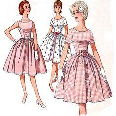 Vintage 1960's summe...
