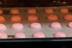 Macarons Grundrezept   Küchengötter Baking, Drink Recipes, Almonds, Biscuits, Thermomix, Kuchen, Life, Bakken, Backen