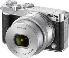Nikon | News | Advanced Camera with Interchangeable Lenses NIKON 1 J5