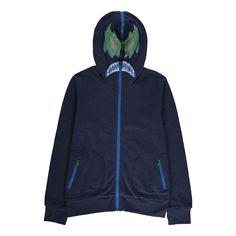Stella McCartney Kids Bandit Mask Hooded Sweatshirt-product