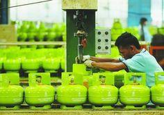 Lebaran, stok elpiji di Lampung aman