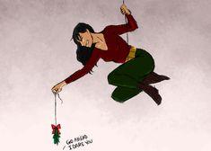 Mischief Maker by queensarwa.deviantart.com on @deviantART Robin Gender switched