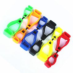 20pcs glove holder plastic working Glove Clip Work clamp safety work gloves clips Guard Labor supplies AT-1 type