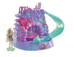 Mattel - Polly Pocket J1655-0 Wasserfall