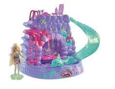 Mattel - Polly Pocket J1655-0 Wasserfall