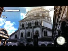 Antica Basilica di San Pietro in Vaticano (Roma)   Ancient St. Peter's Basilica (Rome)  Assassin's Creed Brotherhood
