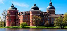 Gripsholm Castle, Stockholm, Sweden