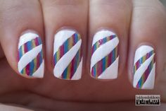 Summer of 2012 Nail Challenge - Summer Colours