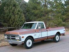 1972 GMC 2500 Pickup