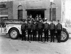 By 1919 the Fort Worth Fire Department's transformation from horse drawn steamers to motor driven auto pumpers was complete. The city had purchased ten La France trucks painted bright white with gold lettering and stripes.