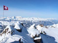Rothorn Mountain, Lenzerheide, Switzerland