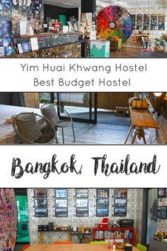 Yim Huai Khwang Hostel - Best Budget Hostel Bangkok http://lindagoeseast.com/2016/11/23/yim-huai-khwang-hostel-best-budget-hostel-bangkok/