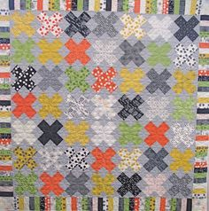 Comma X-Rated Quilt Kit