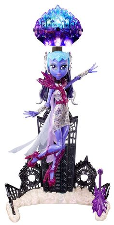 Monster High Boo York, Boo York Floatation Station and Astronova Doll Playset