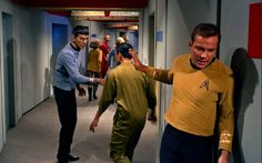 Star Trek in Cinerama - Nick Acosta | Tons of HD panoramic recreations of Star Trek TOS