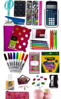 8th Grade Must Haves❤ ❤ By KAELI