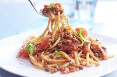 Quorn Spaghetti Bolognese - 345 calories