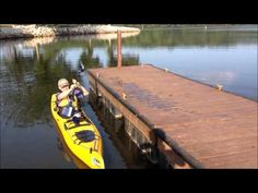 Launching a Kayak from a Dock | How To Articles - Paddling.net