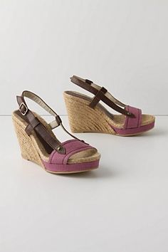 """leather flat espadrilles """"wooden beads"""" - Google Search"""