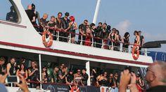 Bilder vom Torture Ship: Lack und Leder: Frivole Fetisch-Party am Bodensee  Panorama