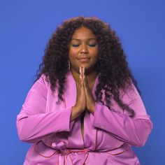 Lizzo is the best way to start your day.