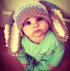 Babies BUNNY EARS!