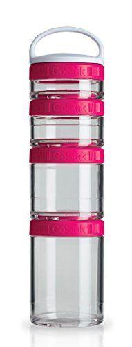 BlenderBottle GoStak Twist n' Lock Storage Jars, 4-Piece Starter Pak, Pink, http://www.amazon.com/dp/B00E574T1K/ref=cm_sw_r_pi_awdm_8QSevb029AVRP