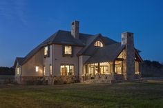 English Elm // Luxury Home built by Buchanan Construction