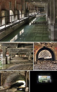 Rochester, NY subway http://www.urbanghostsmedia.com/2010/07/disused-rochester-subway-city-asset-or-dangerous-abandonment/