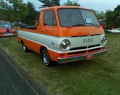 1966 Dodge A100 Pickup 318V8 engine, restorted in 2003. for sale: photos, technical specifications, description