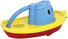 Green Toys My First Tug Boat, Blue Green Toys https://smile.amazon.com/dp/B0036WSVOQ/ref=cm_sw_r_pi_dp_x_N5lgybJ4MS6XQ