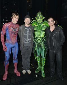 Spider-Man actor injured during Broadway performance