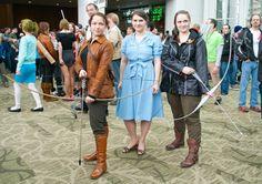 Katniss costumes