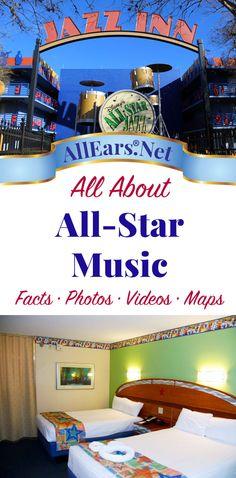 All About Disney's All-Star Music Resort | Walt Disney World Hotel | AllEars.net | AllEars.net