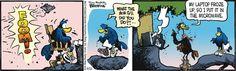 Shoe Comic Strip, September 25, 2014 on GoComics.com