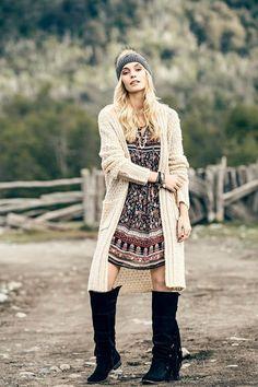 Moda invierno 2016 by India Style.