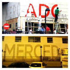 Vandaag gaat ie open: #MercadoMerced. #Malaga's nieuwste culinaire hit. #foodwalhalla #culimarkt #Markthal