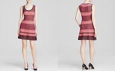 M Missoni Dress - Sleeveless Scoop Neck