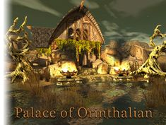 Palace of Orinthalian is a complete environment project built on the Unity 4 platform.  Substances are used for principle texturing.  Plus, standard bitmaps are also included.   All work is original and copy protected by GearTech Games.  You are granted use in your games and/or projects.  Resale of any item is prohibited.  This environment package contains: -6 Models in FBX format -15 Substance textures -34 Textures in PSD and PNG formats (Most Textures are 1024x1024) -Normal maps ar...