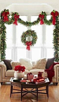 christmas living room decoration idea Christmas Presents, Tree Skirts, Christmas Gifts, Griswold Christmas