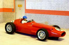 Cartrix 0920. Maserati 250F. 1956 Deutschland Grand Prix. Francisco Godia. #slotcar