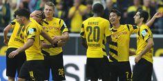 Prediksi Paderborn vs Borussia Dortmund 22 November 2014 Liga Jerman