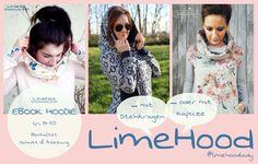 Ebook LimeHood Lady Gr. 36-50 - Nähanleitungen bei Makerist