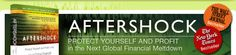 """Financial News Headlines: Robert A. Wiedemer """"Aftershock"""""""