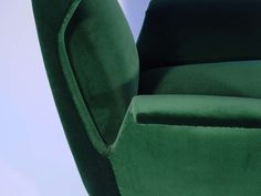A Breathtaking Pair Of Italian 1950's Armchairs 4