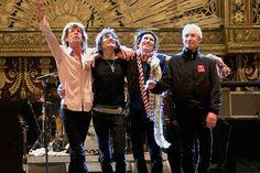 The Rolling Stones podem iniciar álbum