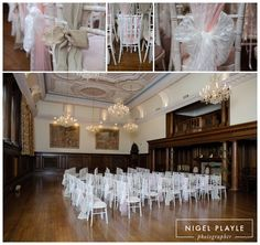 Wedding ceremonies at Beamish Hall, Co. Durham